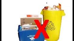 Safe Sharps Disposal