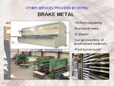 Astro Sheet Metal Project Spotlight Youtube