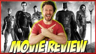 Zack Snyder's Justice League - Movie Review (Spoiler Free)