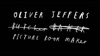 Oliver Jeffers, Picture Book Maker
