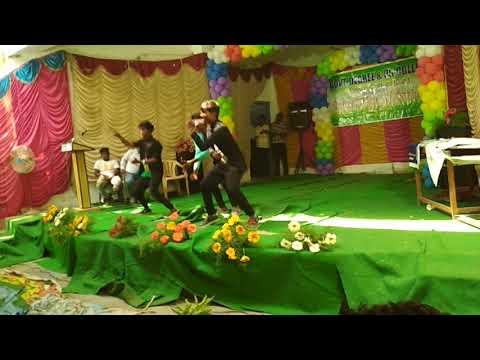 Shock Nagari dance