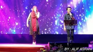 Siti Nordiana Ft. Mal Imran - Memori Berkasih (Live Sejiwa Senada Miri 08/01/2016)