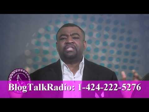 Prophet Laron Matthews BlogTalkRadio Commercial Spot by 1Latham