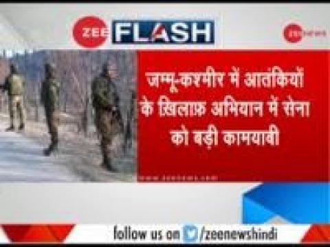 Breaking 20-20: Four terrorists killed in an encounter at J&K's Kupwara