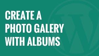 كيفية إنشاء معرض الصور مع ألبومات في وورد
