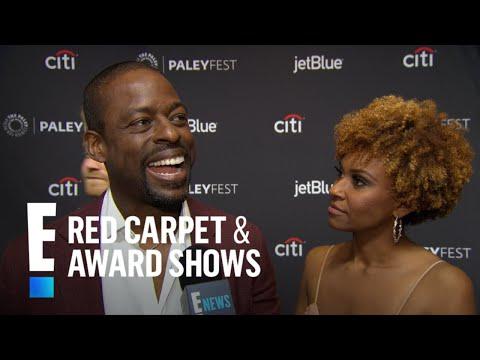 Sterling K. Brown & Susan Kelechi Watson Talk Randall & Beth | E! Red Carpet & Award Shows