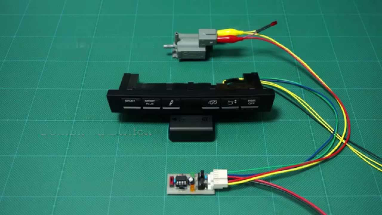 diy pse porsche sport exhaust control circuit for 997 2 youtube rh youtube com