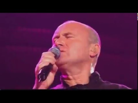 Phil Collins   Against All Odds One More Night True Colors HD LIVE