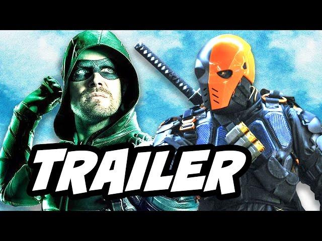 Arrow Season 5 Finale Deathstroke Trailer Breakdown   Comics