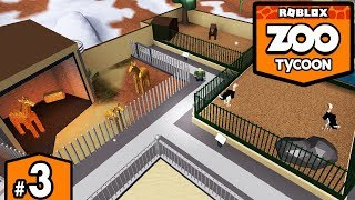 LIONS TIGERS BEARS OH MY - Zoo Tycoon #3 | Roblox