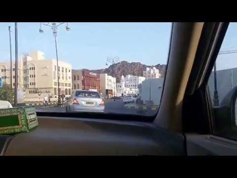 Travelling from Ruwi to Muscat City