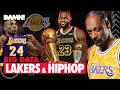 Los Angeles Lakers y el Hiphop!
