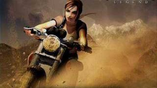 Tomb Raider Legend Peru- Bike theme