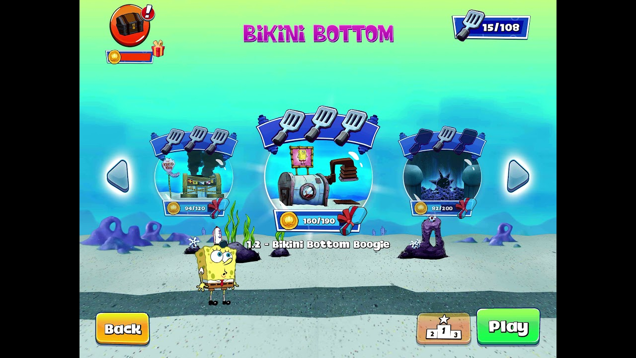 SpongeBob: Patty Pursuit  Apple Arcade