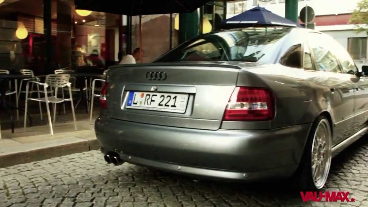 Audi A4 B5 Tuning Youtube