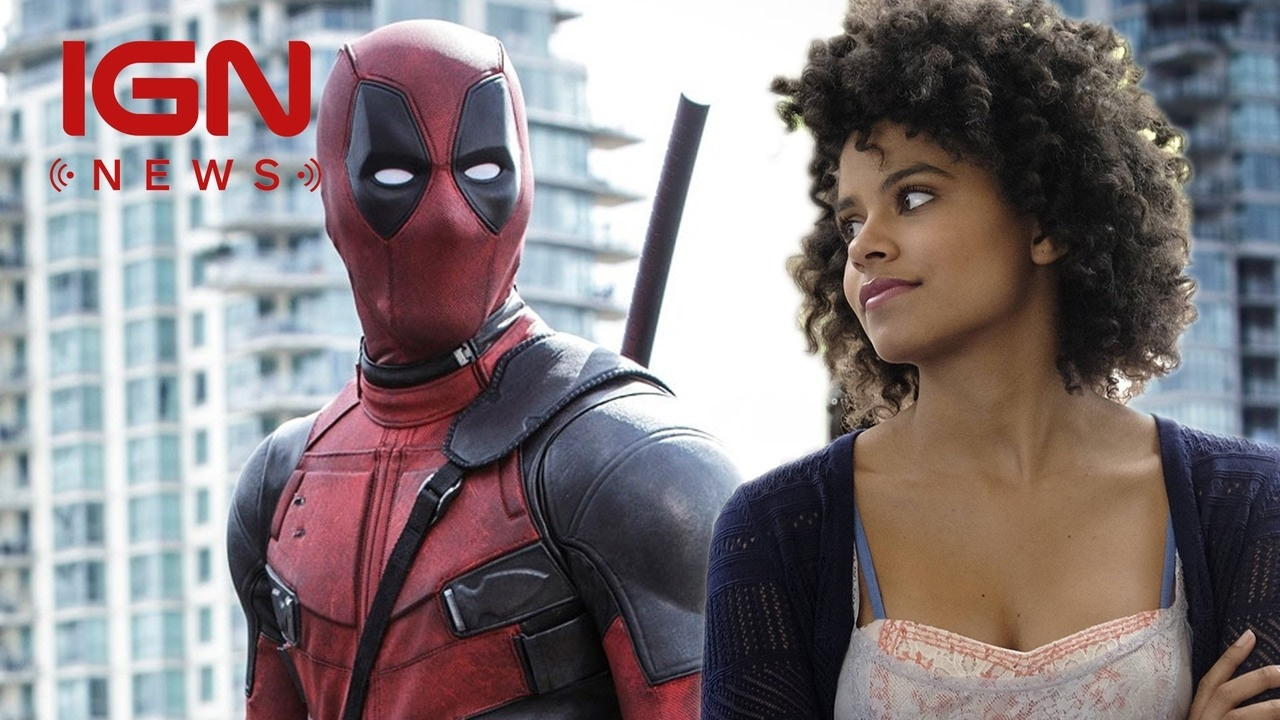 Check Out The First Look At Domino In Deadpool 2