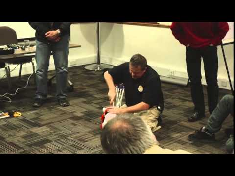 BPA Skydive the Expo 2015 - Reserve Packing with Tom Parker