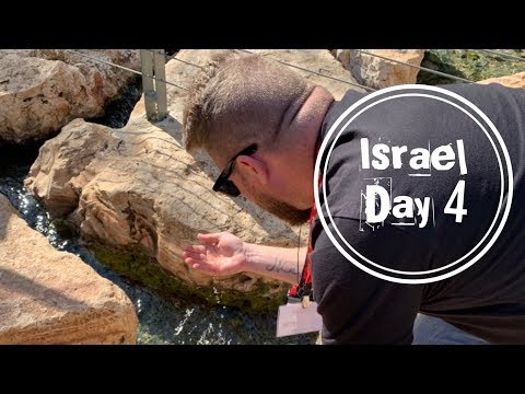 Israel Day 4 | Church Of The Beatitudes, And More...