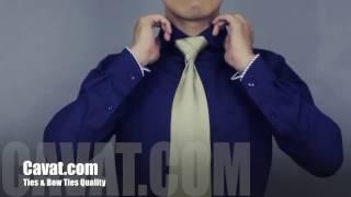 3 Cách Thắt Cà Vạt Căn Bản Nhất - Cavat.com