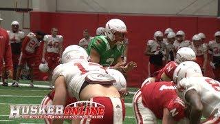HOL HD: Nebraska Football Monday Spring Practice Report