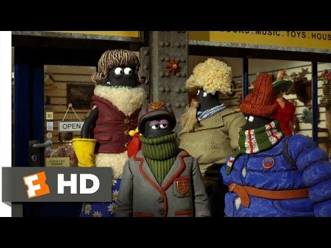 Shaun the Sheep Movie 2015  Sheep in Human Clothing  310  Movies