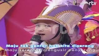 Gambar cover Video Perform SDN Tambora 01 Pagi - Maju Tak Gentar