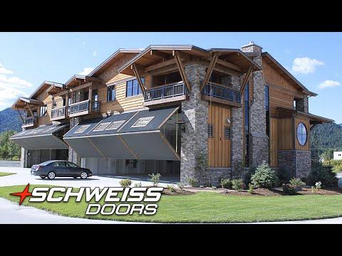 Schweiss Doors - Designer Doors & Schweiss Doors - Designer Doors - YouTube