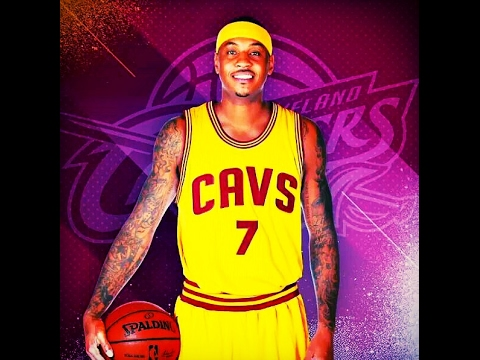 Carmelo Anthony - Welcome to Cleveland Cavaliers? - HD