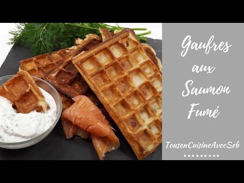 gaufres-saumon-fumé-(tousencuisineavecseb)