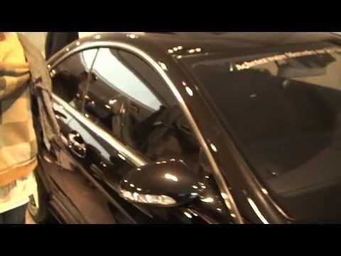 France Trip 2009 (part 07) - Showroom Mercedes