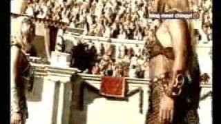 Pepsi Commercial-Gladiators we will rock