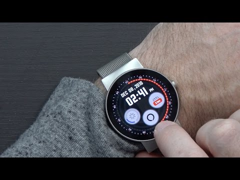 Amazon Alexa on a Smartwatch! CoWatch from iMCO Technology