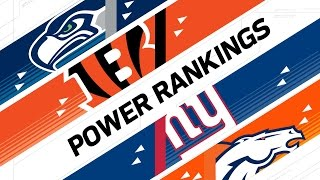 2016 NFL Power Rankings (Full Show) |  2016 Season Preview