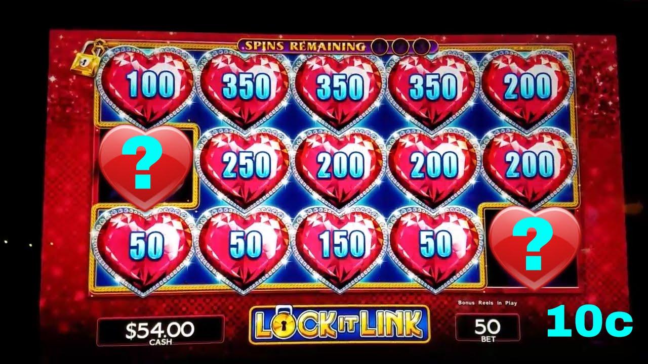 Lock It Link Slot Slot Machine Bonus Win Youtube