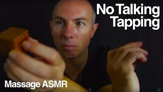 ASMR Touch Tapping Sounds 10.1 -  No Talking - Ear to Ear