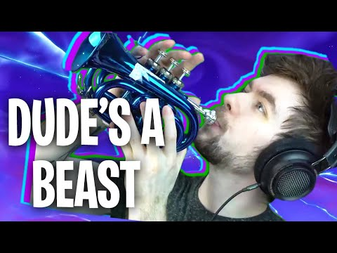 DUDES A BEAST | Fortnite (Battle Royale) Jacksepticeye Songify Remix By Schmoyoho