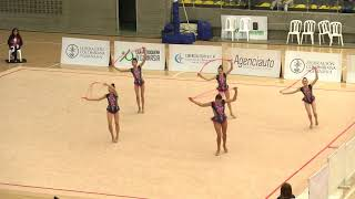 U.S. Junior Group - 5 Ropes Final - 2018 Pacific Rim Championships