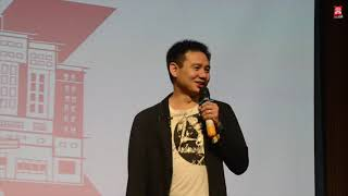 The Critical Evolution of Comedy | Douglas Lim | TEDxUTAR