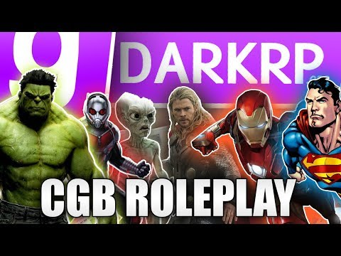 SERIE DARKRP #63 | MON GRAND PROJET ! CGB ROLEPLAY ENFIN | GARRY'S MOD RP DETENTE DELIRE | GANG9STAR