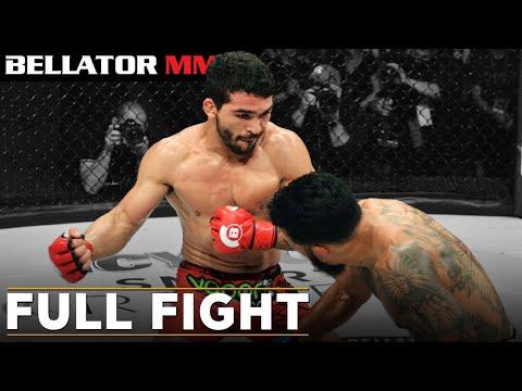 Full Fight | Patricio Pitbull vs Henry Corrales | Bellator 153