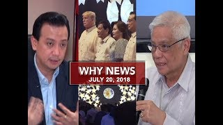 UNTV: Why News (July 20, 2018)