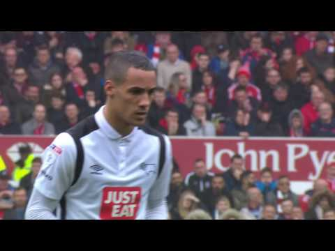 SHORT MATCH ACTION | Nottingham Forest 2-2 Derby County