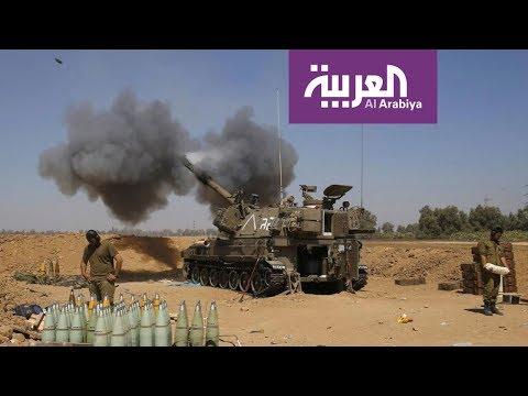 مسلسل اعتداءات إسرائيل على غزة  - نشر قبل 2 ساعة
