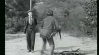 "Buster Keaton - ""Paleface"" clip"