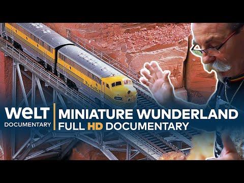 Wunderland Hamburg: A Paradise for Model Railway Fans | Full Documentary