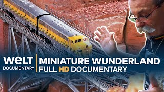 Wunderland Hamburg: A Paradise for Model Railway Fans | Full Documentary