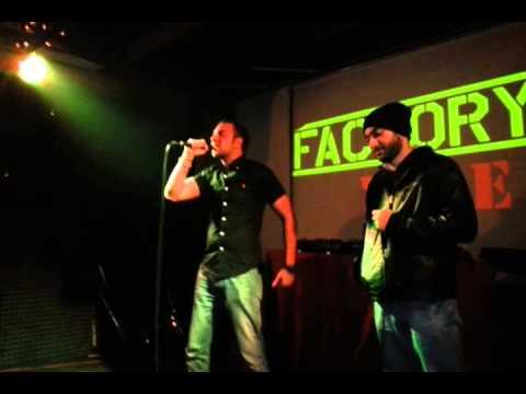 Pit10 & Sansar Salvo - Kasımpatı Canlı Performans @Factory 07.12.12