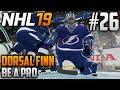 NHL 19 Be a Pro | Dorsal Finn (Goalie) | EP26 | PERSONAL SPACE, PLEASE!