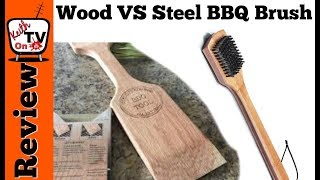 HOW TO CLEAN YOUR BBQ with the ALL NATURAL BBQ GRILL CLEANING TOOL