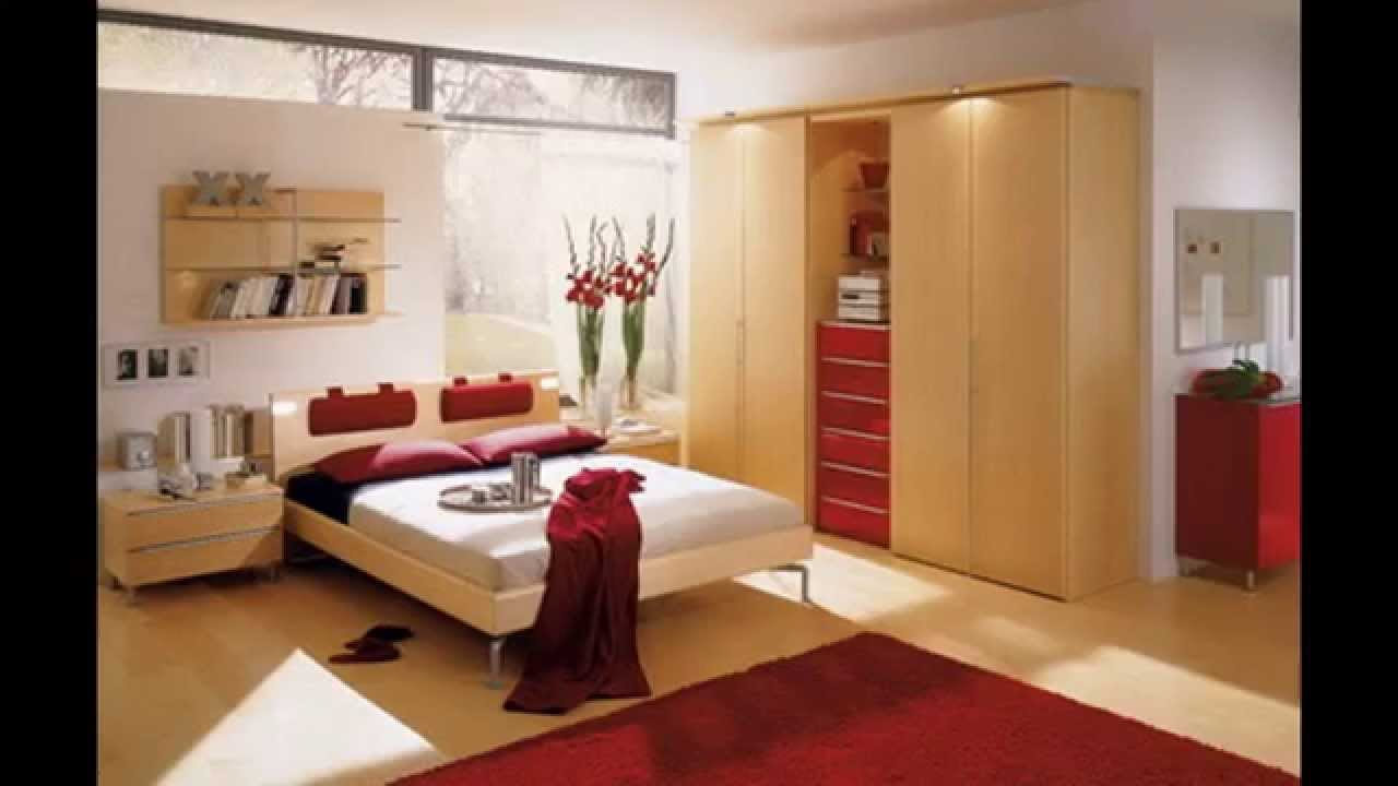 Great wardrobe design for small bedroom youtube for Modele chambre adulte